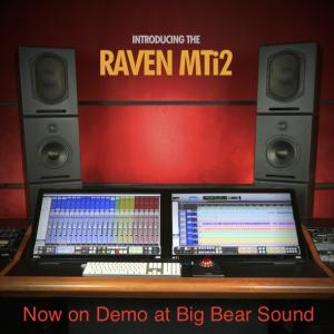 Raven MTi2 Red Room BigBear